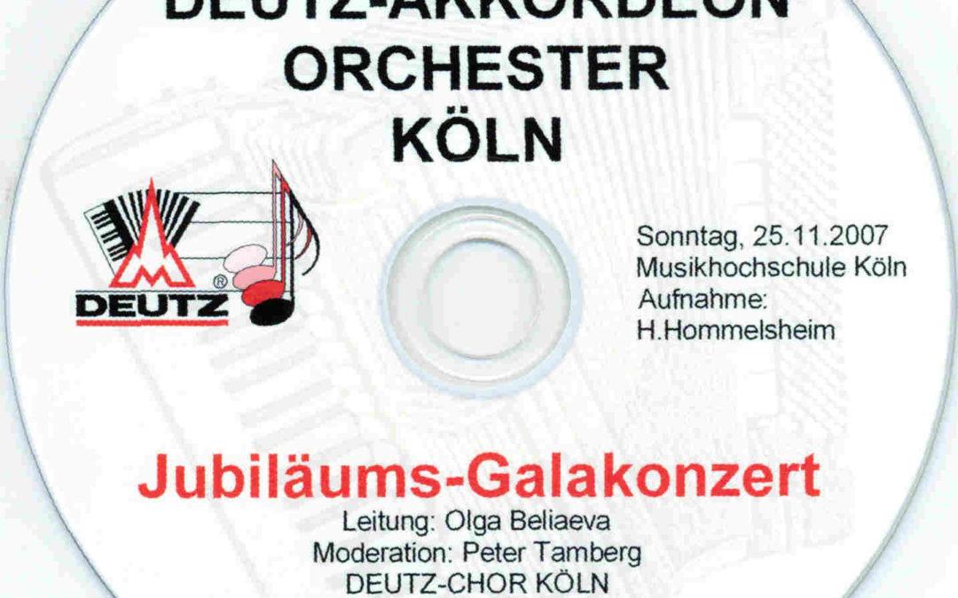Jahreskonzert 2007 – 50-jähriges Jubiläums Galakonzert