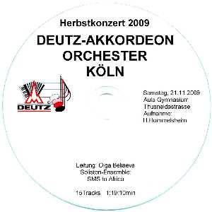 Jahreskonzert 2009 – Musik kennt keine Grenzen