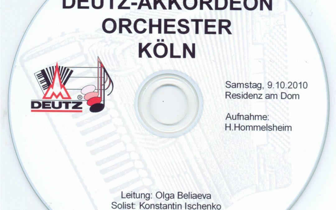 Jahreskonzert 2010 – Unterhaltsam und Virtuos