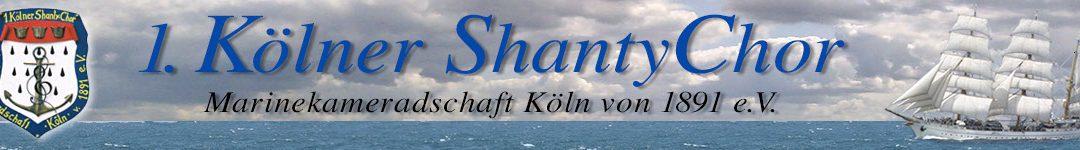 Mitwirkung beim 1. Kölner Shanty Chor